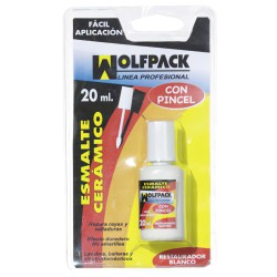 Esmalte Restaurador  Wolfpack Blanco  20 cm³