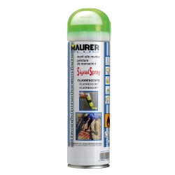 Spray Pintura Trazador Verde Fluorescente 500 ml.