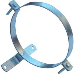 Grapa Metalica 1 Pata      18 mm. Wolfpack Caja 100 unidades
