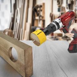 Buzo Trabajo Wolfpack Azul Talla   62