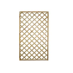 Juego de Paneles Celosia Rectangular Madera 180x90 cm (3 piezas)