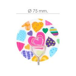 Muela Maurer Corindon 150x20x16 mm. Grano 80