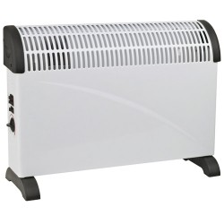 Termoconvector De Suelo 2000w Turbo