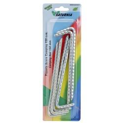 Alambre Plastificado (Rollo  5 Metros) Verde Nº 16 / 2.7 mm.